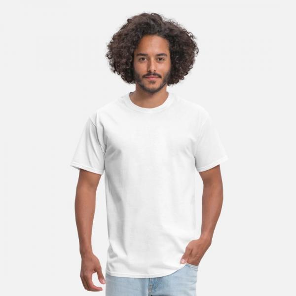 چاپ روی تیشرت سفید