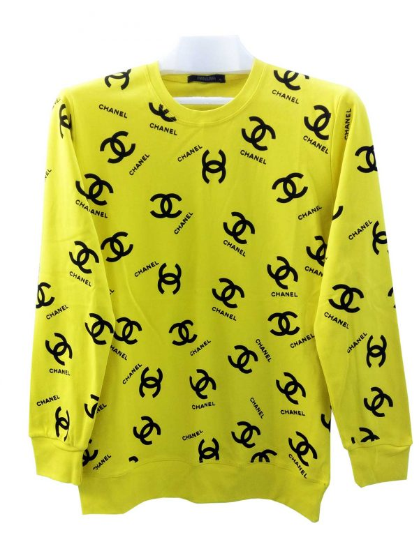 تیشرت دورس زرد